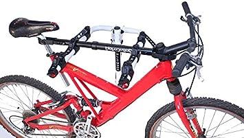 hollywood racks bike frame adapter pro black