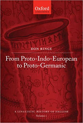 From Proto-Indo-European to Proto-Germanic: A Linguistic History of English Volume 1: v. 1