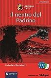 Il rientro del Padrino: Compact Lernkrimi. Italienisch Aufbauwortschatz - Niveau C1