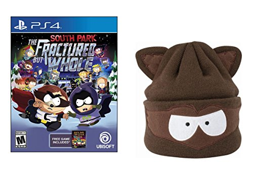 South Park  The Fractured But Whole   Collectible Beanie   Playstation 4