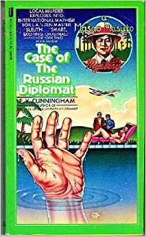 Book The Case of the Russian Diplomat by E. V. Cunningham (1981-12-05)