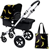 Bugaboo Cameleon3 Accessory Pack - Andy Warhol Banana/Black (Special Edition)