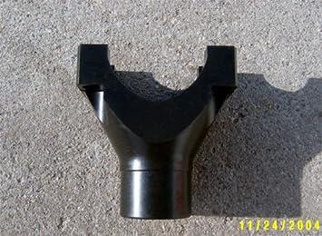 "9/"" Ford 1310 Long Narrow Billet Steel Pinion Yoke 9 Inch 5/"" U-Bolts NEW"