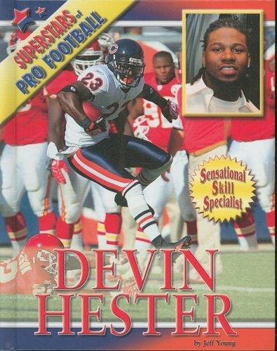 Devin Hester (Superstars of Pro Football) ebook