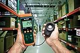 Extech SDL400-NIST Light Meter SD Logger with NIST