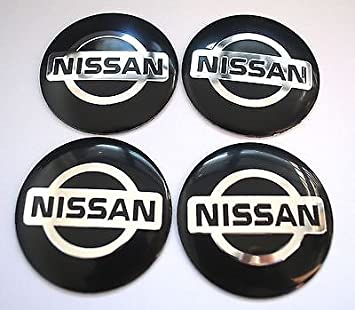 Wheel Centre hub Cap Emblem Badges for Nissan micra Sunny terrano gt-r: Amazon.in: Car & Motorbike