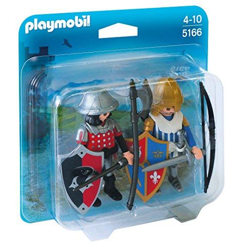 Playmobil-5166-Playmobil-Playset-caballeros-5166