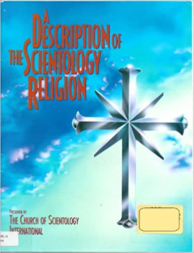 Title: A description of the Scientology religion