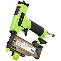 "Grex Power Tools P650L with Edge Guide FT230.1 23 Gauge 2"" Length Headless Pinner with Lock-Out"