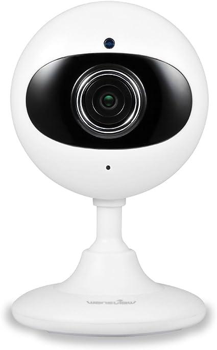 Wansview WLAN IP Kamera Schwarz 720P WIFI Wireless /Überwachungskamera f/ür Baby///Ältere//Haustier Monitor mit Zwei-Wege Audio und Nachtsicht Funktion K2