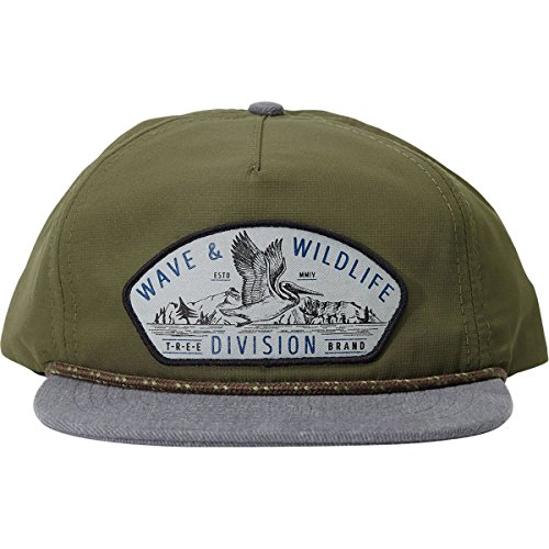 hippytree-mens-peninsula-hat-one-size-army