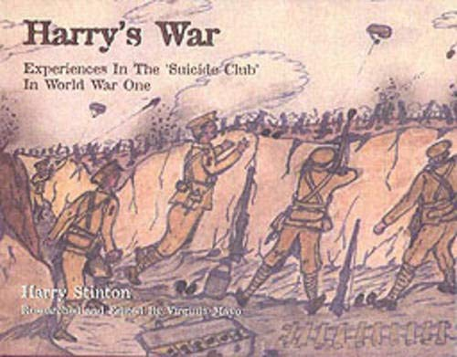 HARRYS WAR: Experiences in the Suicide Club in World War One pdf epub