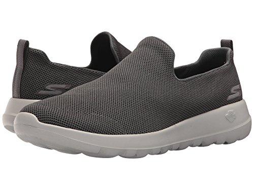 [SKECHERS(スケッチャーズ)] メンズスニーカー?ランニングシューズ?靴 Go Walk Max - Centric Charcoal 10.5 (28.5cm) D - Medium