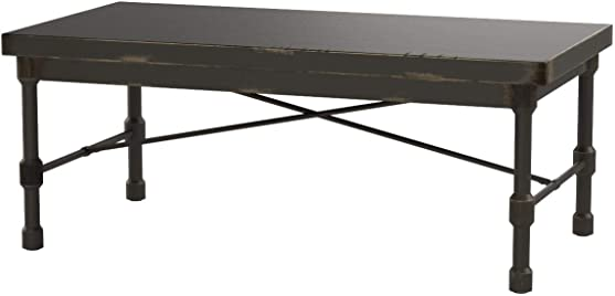 Silverwood FT1154-COM Oxford Industrial Collection Coffee Table