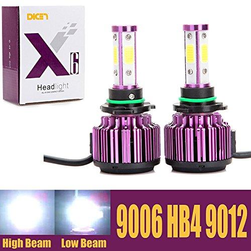 9012 hid headlight bulb - 7