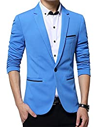 Men's Slim Fit Casual Premium Blazer Jacket