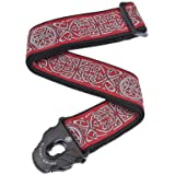 Planet Waves Planet Lock Guitar Strap, Celtic