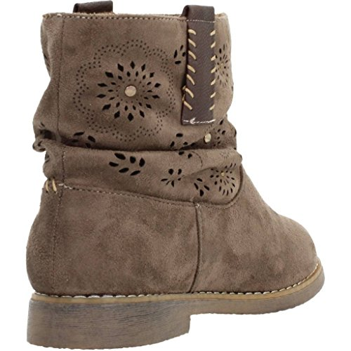 COOLWAY Baili, Zapatillas de Estar por Casa para Mujer Marrón - Braun (BRW)