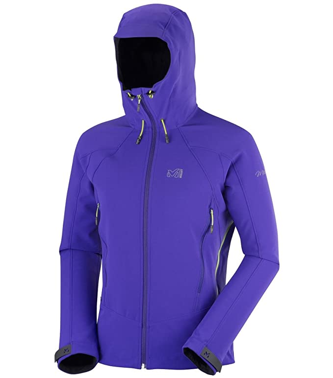 Millet - Chaqueta Gore-Tex LD whymp Wds azul mujer - mujer ...