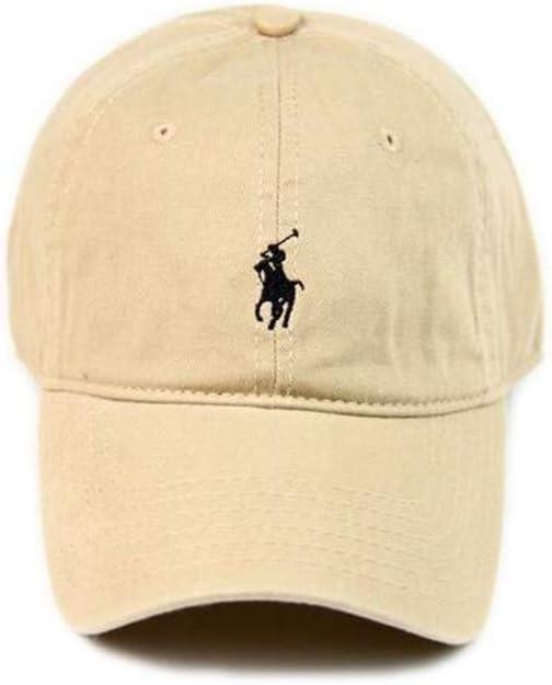 Gorra de béisbol Gorra Masculina al Aire Libre Sombra Simple Gorra de Golf Golf Bordado pequeño 卡其 色 可 调节