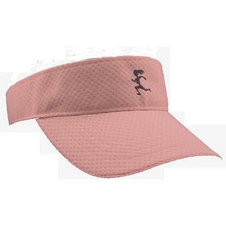 Amazon.com   Gizmo Girl Mesh Running Visor Pink   Sports   Outdoors cc5a48a06e6