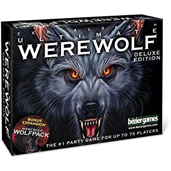Amazon.com: The Werewolves: The Pact: Toys & Games