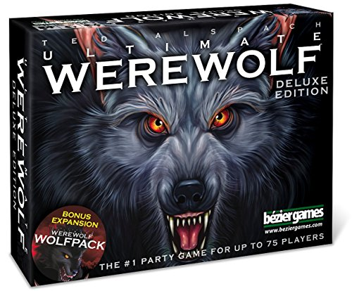 Bezier Games UWDXBEZ Ultimate Werewolf product image