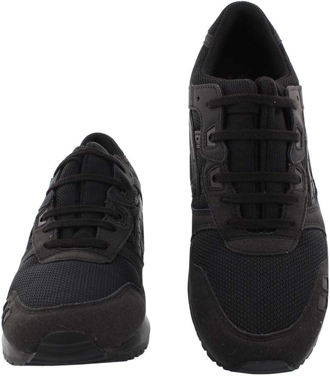grueso Recientemente póngase en fila  ASICS Tiger Men's Gel-Lyte III Shoes, 10M, Black/Black | Road Running -  Amazon.com