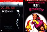 Insomnia , Death To Smoochy : Robin Williams 2 Pack Collection