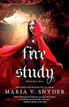 Fire Study (Soulfinders Book 3) by [Snyder, Maria V.]