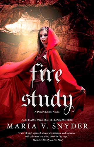 (Fire Study (Soulfinders Book 3))