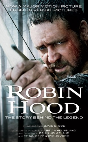 book cover of Robin Hood