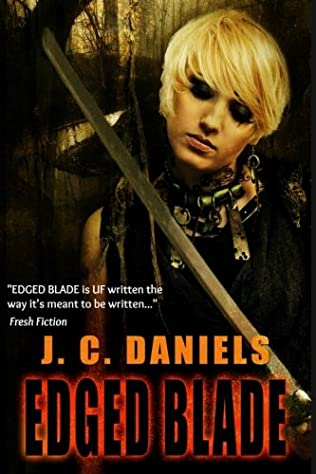 book cover of Edged Blade