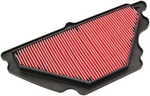 MXBIN Elemento filtrante per filtro aria moto per Kawasaki ZX-6R NINJA 2007-2008 Nuova decorazione dei pezzi di ricambio