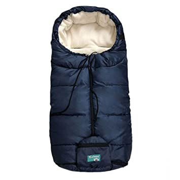 Amazon.com: Saco de dormir impermeable para cochecito de ...