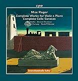 レーガー:ヴァイオリンとピアノのための作品全集&チェロ・ソナタ全集[8枚組, Box set]