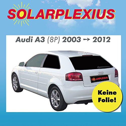 Autosonnenschutz Scheibentö nung Bj. 2003 bis 2012 Art. 26527E-3 Sunplex AB