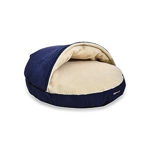 AmazonBasics Pet Cave Bed
