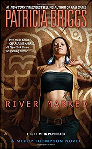 Patricia Briggs - River Marked Audiobook Free Online