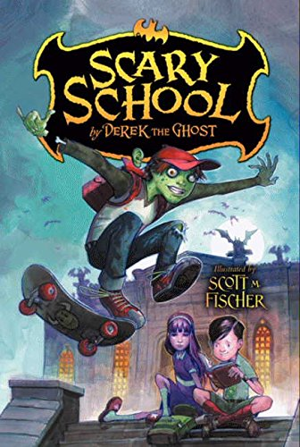 Scary School (Scary Middle School Halloween Stories)