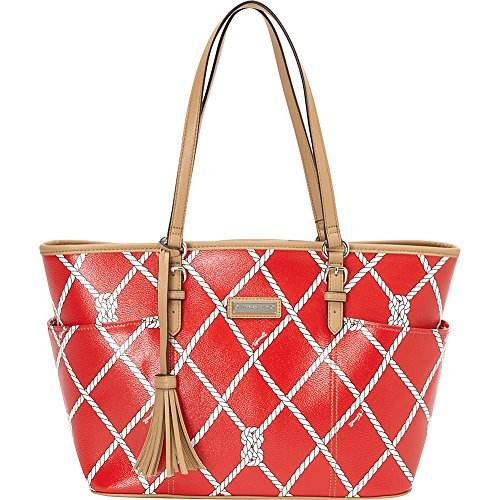 Rope Tignanello Femme Sac Rouge Red IBnfrSwBqv