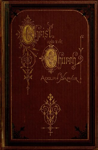 Christ and the Church:: sermons on the apostolic commission