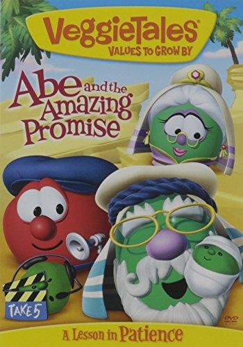 VeggieTales: Abe and the Amazing Promise [DVD] (Mall Corpus Christi)