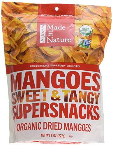 Best dried mango slices no sugar added