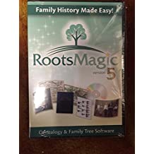 Roots Magic Version 5/ Genealogy & Family Tree Software