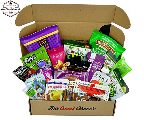 Premium VEGAN Snacks Care Package