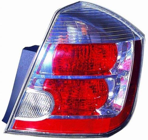 Nissan Sentra 2.0L Replacement Tail Light Assembly - Passenger Side