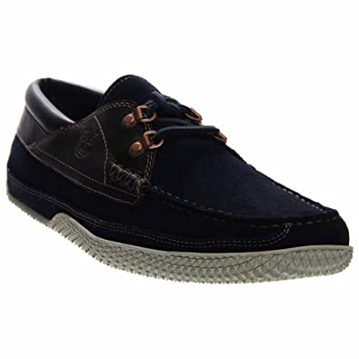 | Timberland Men's Camp 73 Boat Oxford Athletic