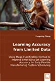Learning Accuracy from Limited Dat, Fengming Chang, 3836486032