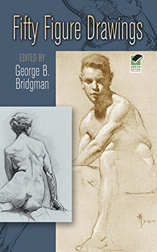 Fifty figure drawings dover anatomy for artists kindle edition fifty figure drawings dover anatomy for artists by bridgman george b fandeluxe Gallery